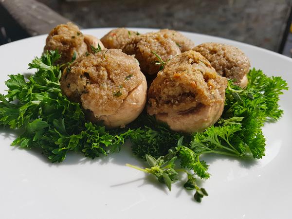 Champignon ripieni